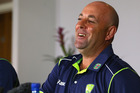 New Australian coach Darren Lehmann. Photo /Getty Images