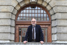 University of Otago's Prof Barry Taylor, a distinguished child health researcher, has been appointed dean of the Dunedin School of Medicine. Photo / Craig Baxter