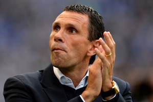Gus Poyet. Photo / Getty Images