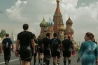 The New Zealand men's sevens teams have settled into their training routines quickly, coping with temperatures soaring to near 30C in Moscow ahead of this week's World Cup.
