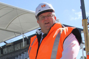 Canterbury Earthquake Recovery Minister Gerry Brownlee. Photo / File / Geoff Sloan