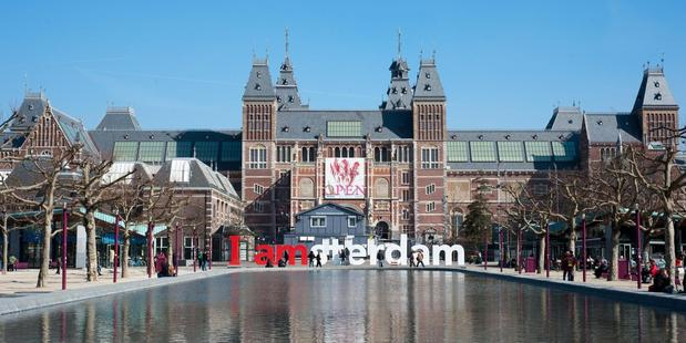 Amsterdam's Rijksmuseum museum. Photo / Supplied