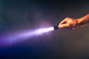 A thermoelectric torch could prove to be very handy. Photo / Thinkstock