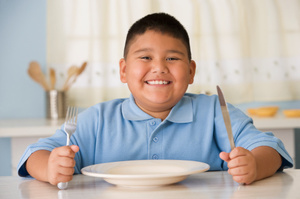 One in every three children looked after by grandparents are obese: study.Photo / Thinkstock