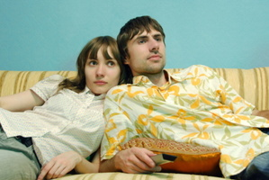 There are risks with watching TV with your partner.Photo / Thinkstock