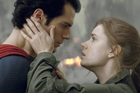 Henry Cavill and Amy Adams in Man of Steel. Photo / AP