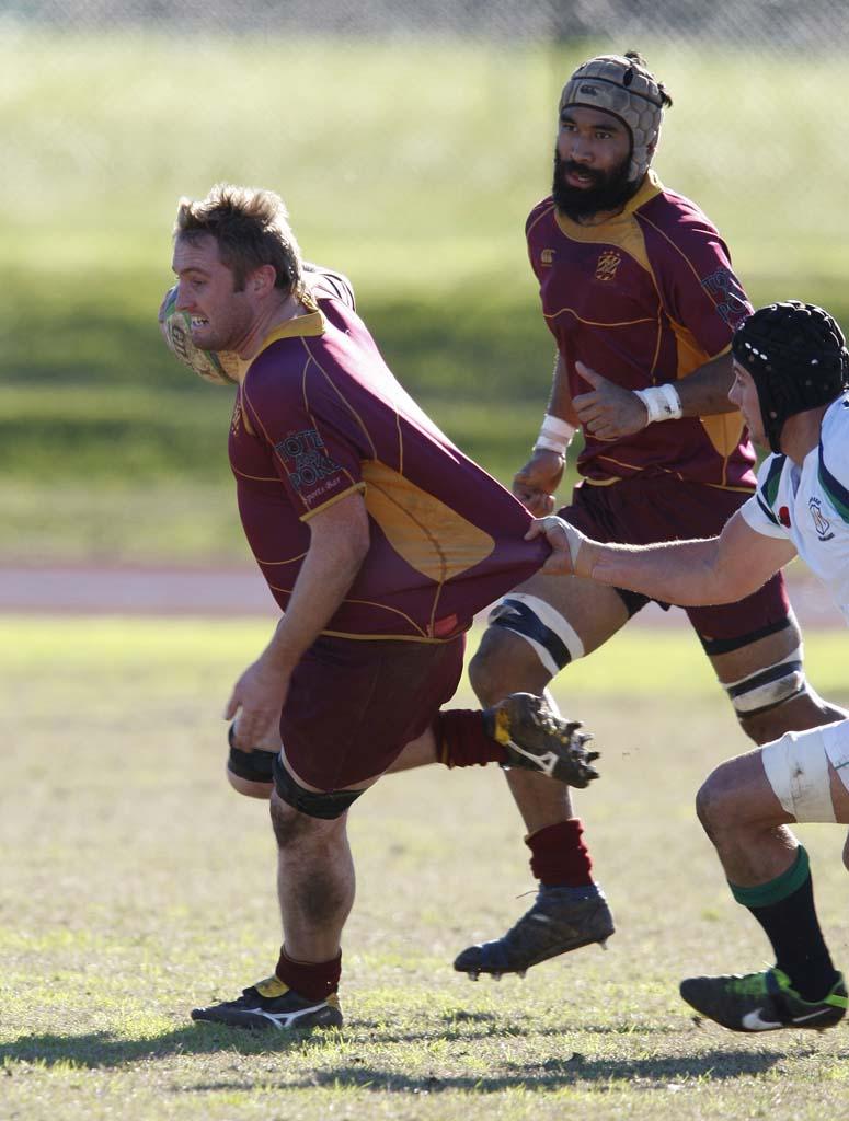 Weekend Sports, Whangarei