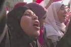 Thousands of protesters erupted in joy on Monday after the military said it would intervene if the people's demands are not met in 48 hours after millions took to the streets to call on President Mohamed Morsi to step down.