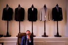 Chris Dobbs from Working Style says men's fashion in New Zealand has come a long way since the 1980s. Photo / Dean Purcell