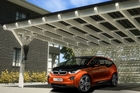 BMW i3 electric car. Photo / Supplied
