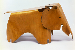Elephant, 1945, by Charles Eames (1907-78) and Ray Eames (1912-88).