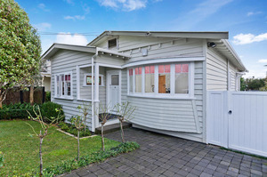 This Westmere house had a CV of $860,000 and passed for $1,300,000.