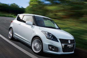 The Swift Sport has the looks - and the fun factor - to entertain drivers.