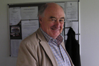 Cricket commentator Henry Blofeld. Photo / BBC