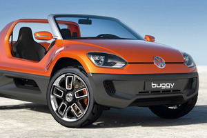 VW's up! beach buggy.