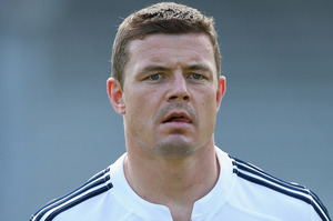 Brian O'Driscoll. Photo / Getty Images
