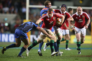 The British and Irish Lions in Australia. Photo / Getty Images