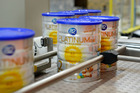 Benefits for local producers as China tightens its rules on infant formula. Photo / Chris Miller