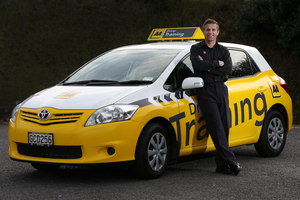 The AA is giving free driving lessons to its Tauranga members. Photo / Joel Ford
