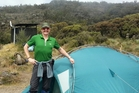 It's hi de hi campers as Rhys Darby makes his way up Mt Kilimanjaro.