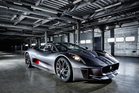 During testing, Jaguar's C-X75 exceeded 320km/h and is said to be capable of 354km/h.