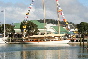 The seven people who sailed aboard the Nina have not been heard from since June 4. Photo / Maritime NZ