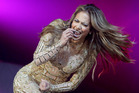 A Chinese company organised Jennifer Lopez's visit to Turkmenistan. Photo / AP