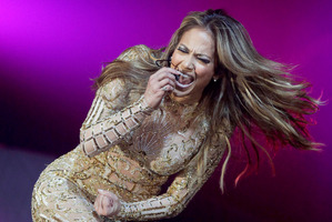 Jennifer Lopez says she wouldn't have performed in Turkmenistan had she known there were human rights issues. Photo / AP