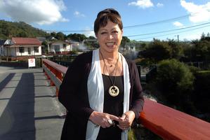 Maureen Waaka. Photo / Andrew Warner