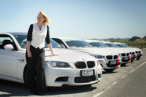 Nina Englert joined BMW Group NZ as MD in late 2012. Pictures / Ted Baghburst