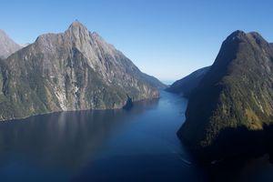 Milford Sound. Photo / NZ Herald