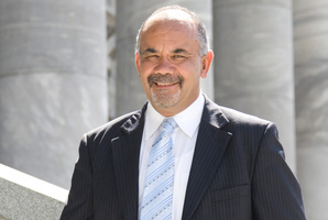 Te Ururoa Flavell says his first priority will be to ensure the Maori Party can hold on to its seats. Photo / Mark Mitchell