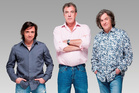 Jeremy Clarkson (centre) admits the show