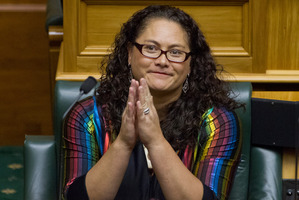 Manurewa MP Louisa Wall supports Labour's proposed women-only selection short lists. Photo / Mark Mitchell