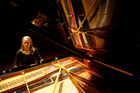 The players, clustered around the dramatic presence of Sarah Watkins' Steinway, evoked a Slavic world of muted melancholy. File photo / APN