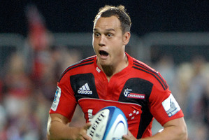 Israel Dagg rediscovered his mojo against the Chiefs on Friday night. Photo / Getty Images