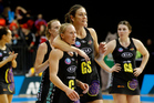 Laura Langman, left, has already been linked with the Mystics, while Irene van Dyk is likely to consider other franchises. Photo / Christine Cornege