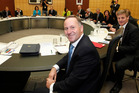 Eight of the 20 ministers in John Key's cabinet have legal or accounting backgrounds. Photo / Mark Mitchell