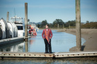 Rachel Swarbrick is keen to have a ferry service - on the right site. Photo / APN