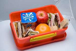 A teacher was caught taking food from children's lunchboxes.