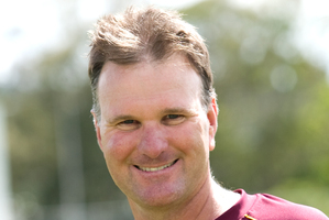 Former international Grant Bradburn will coach New Zealand A and the national under 19 teams this year. Photo / File.