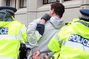 A survey of NZ Police Association members found that staff numbers was the biggest issue facing police. File photo /NZPA
