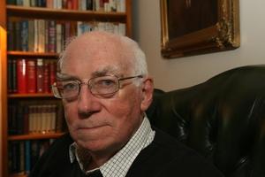 Murder victim Derek Round. File photo / Stuart Munro