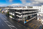 The NZ Lotteries Commission HQ at 117 Khyber Pass Rd is for sale by tender.