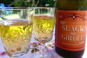Zeffer's Slack Ma Girdle cider.