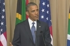 "US President Barack Obama has hailed the ""moral courage"" of Nelson Mandela, who he said was an inspiration to the world."