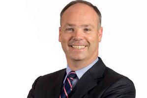 New chief executive of Tower, David Hancock.