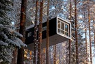 Sweden's Treehotel. Photo / Supplied