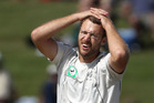 Daniel Vettori announced today that he has made himself unavailable for either a New Zealand Cricket or Northern Districts retainer contract in the 2013-14 season. Photo / Getty Images.