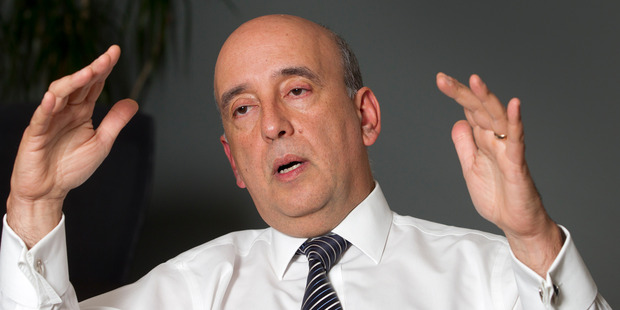 Treasury Secretary Gabriel Makhlouf. Photo/File/Mark Mitchell